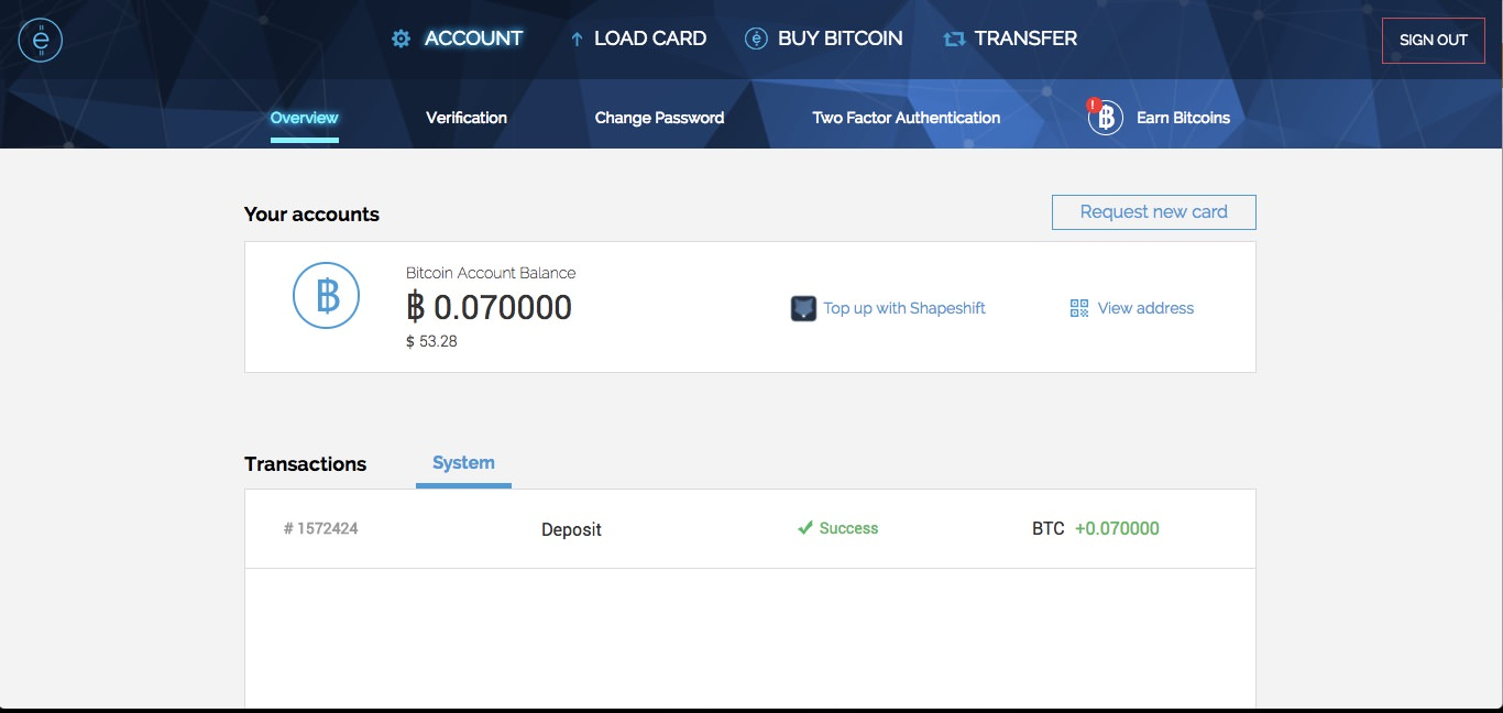 e-coin-の登録解説